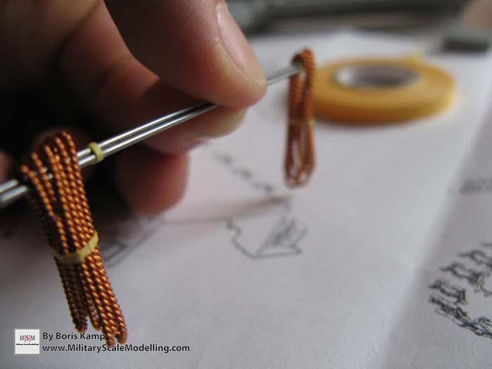 scratching ropes (AAVP-7A1 RAM RS HobbyBoss 82415)