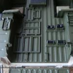 028 painted everything in its base colour and applied decals M1025 Humvee Arnament Carrier Tamiya 35263