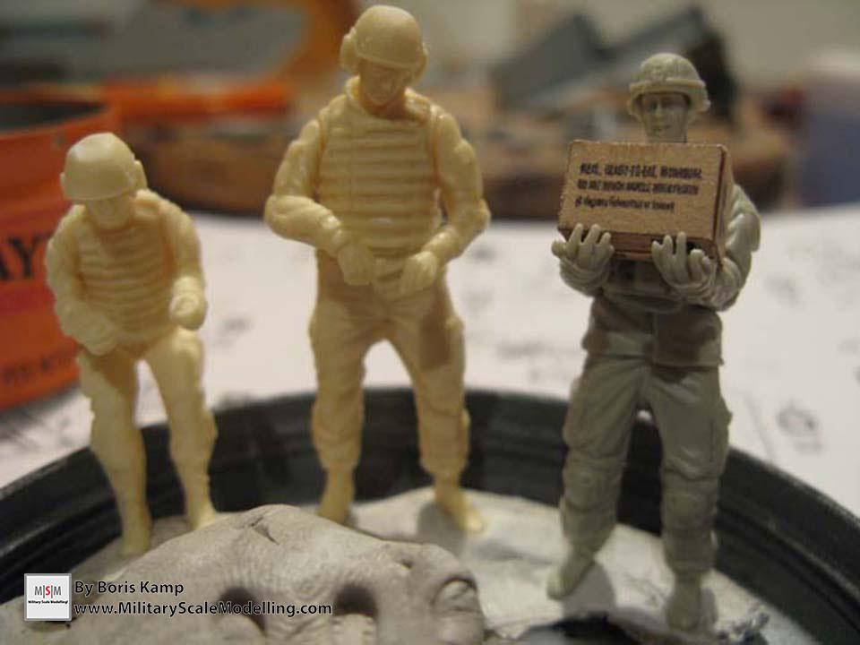 Bought some resin figures from Legend (AAVP-7A1 RAM RS HobbyBoss 82415)