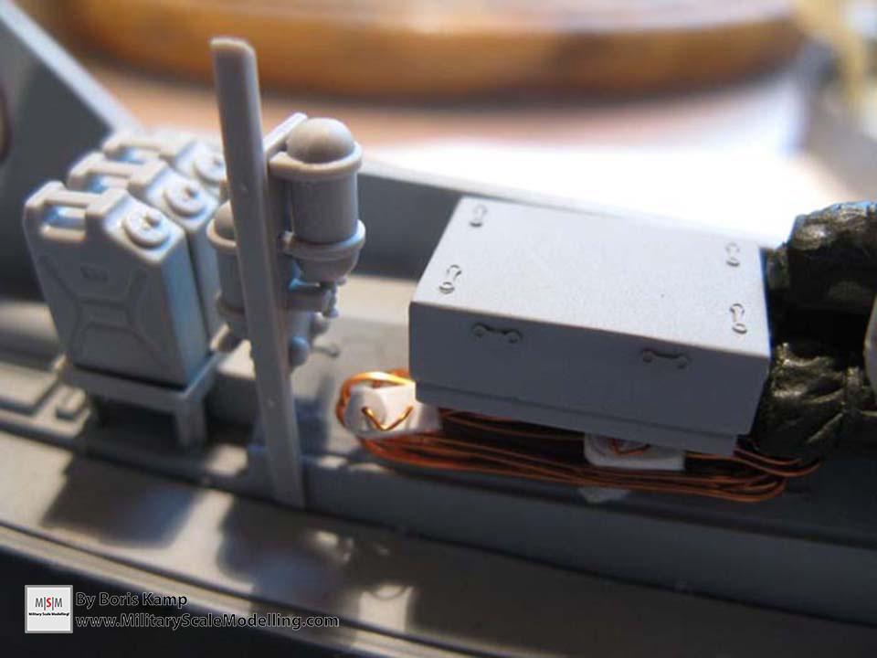 everything setup (AAVP-7A1 RAM RS HobbyBoss 82415)