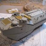 036 Worked on the outside  all finished except the turret AAVP 7A1 RAM RS HobbyBoss 82415