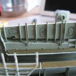 044 painted the interior and made the first step with weathering AAVP 7A1 RAM RS HobbyBoss 82415