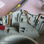 046 painted the interior and made the first step with weathering AAVP 7A1 RAM RS HobbyBoss 82415