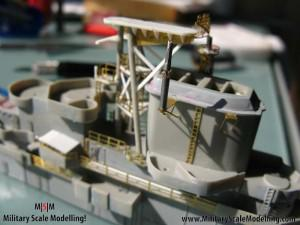 096 some more pics of the main structure JPG USS ESSEX CV9 In Progress Pictures