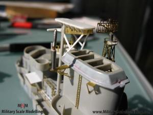 098 some more pics of the main structure JPG USS ESSEX CV9 In Progress Pictures