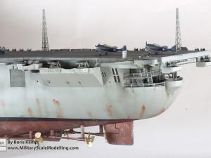 U.S. Aircraft Carrier CV-9 Essex (Trumpeter 05602)