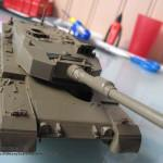 11 building the model OOB Type 90 J G S D F Tamiya 35260
