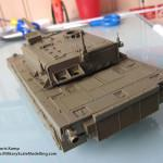 13 building the model OOB Type 90 J G S D F Tamiya 35260