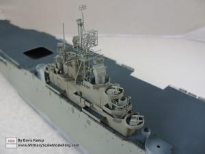 147 1 350 USS Essex CV 9 one more island shot