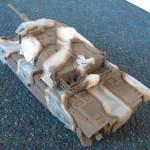 33 the second colour Type 90 J G S D F Tamiya 35260