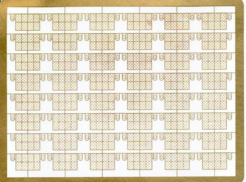 Carrier Style Flotations Baskets (Tom's Modelworks 3531)