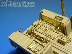 M1025 Humvee PE Update set (Lion Roar LORLE35072)