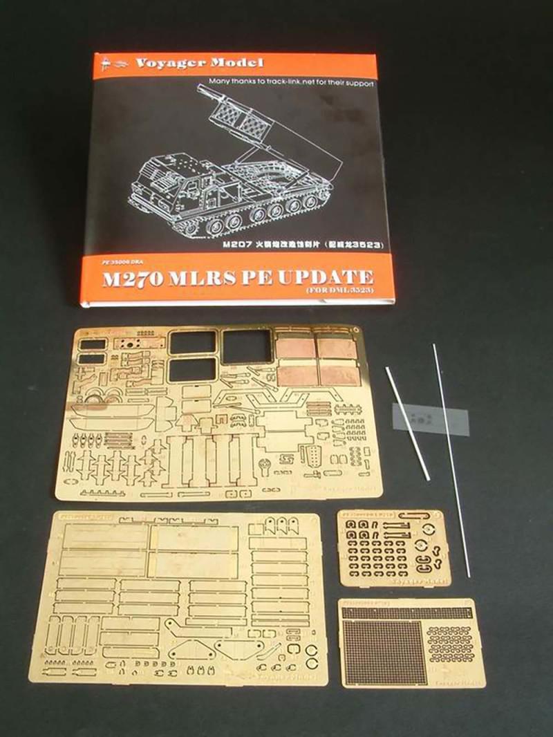 M270 MLRS PE Update (Voyager Model 35006)