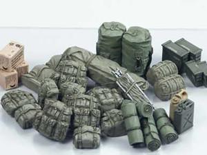 Modern US Military Equipment (Tamiya 35266)