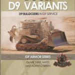 001 Cover of the book Doobi D9 Bulldozers Desert Eagle Publishing1 (By Boris Kamp)