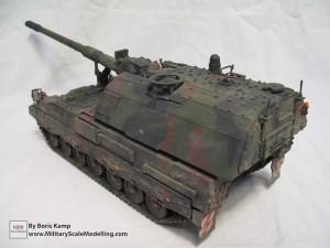 Panzerhaubitze PzH 2000 (Revell 03042)