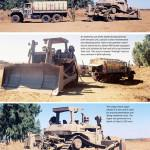 003 D9N Doobi D9 Bulldozers Desert Eagle Publishing (By Boris Kamp)