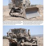 005 D9R with BAR Armour Doobi D9 Bulldozers Desert Eagle Publishing (By Boris Kamp)