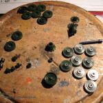 006 the wheels parts Panzerhaubitze 2000 Revell 803042