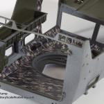 008 Camouflage decals applied Meng 135 GAZ 2330 Tiger