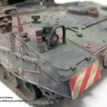 010 Finished Panzerhaubitze 2000 Revell 80 3042