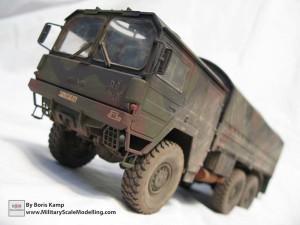 MAN 7t mil gl 6×6 Truck (Revell 3081)