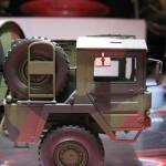 018 masking removed and youll get a nice result MAN 7t  milgl 6X6 Truck Revell 3081