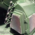 019 some nice PE raster Panzerhaubitze 2000 Revell 803042