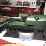 023 overview before painting Panzerhaubitze 2000 Revell 803042