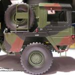 026 Gloss coat applied and decals attached MAN 7t  milgl 6X6 Truck Revell 3081