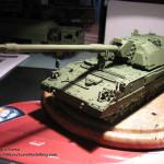 027 First camo colour applied Panzerhaubitze 2000 Revell 803042