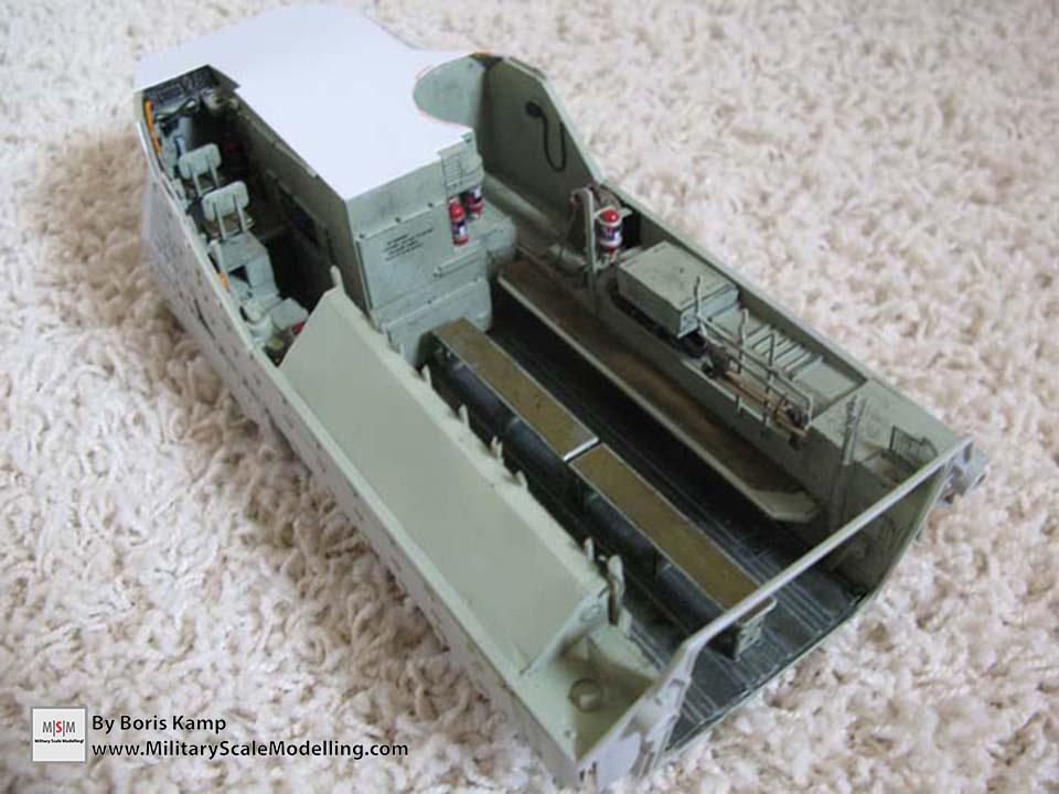 An overview (AAVP-7A1 RAM RS HobbyBoss 82415)