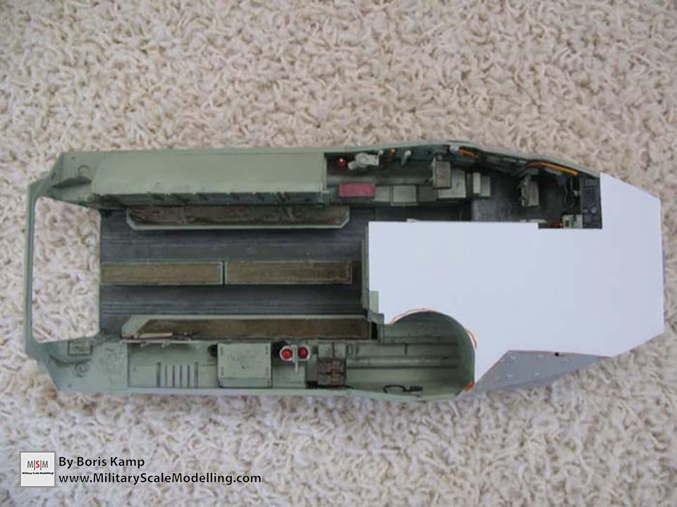 Another overview (AAVP-7A1 RAM RS HobbyBoss 82415)