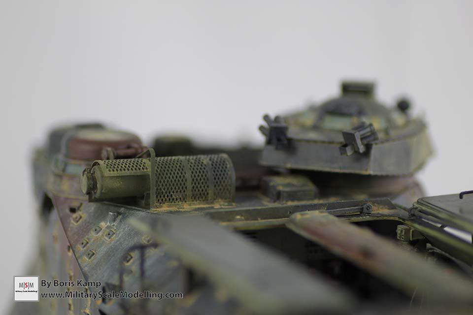 A nice detail shot (AAVP-7A1 RAM RS HobbyBoss 82415)