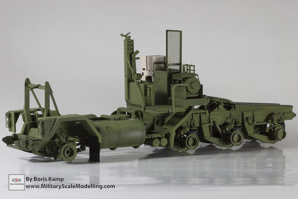 M1070 Chassis (M1070 Truck Transporter & M1000 HET)
