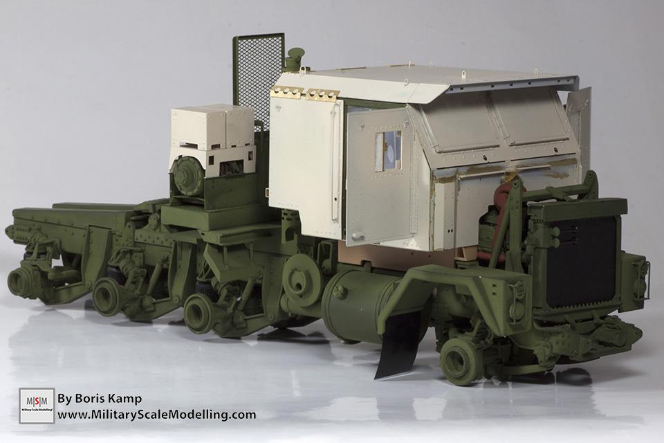 Dryfit M1070 HET (M1070 Truck Transporter & M1000 HET)