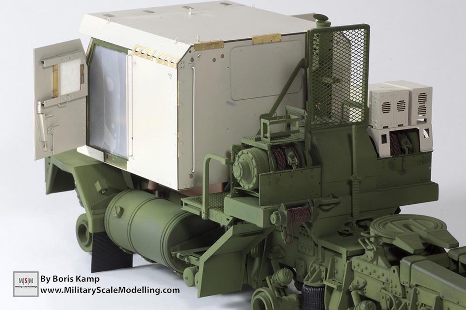 M1070 HET dryfit (M1070 Truck Transporter & M1000 HET)