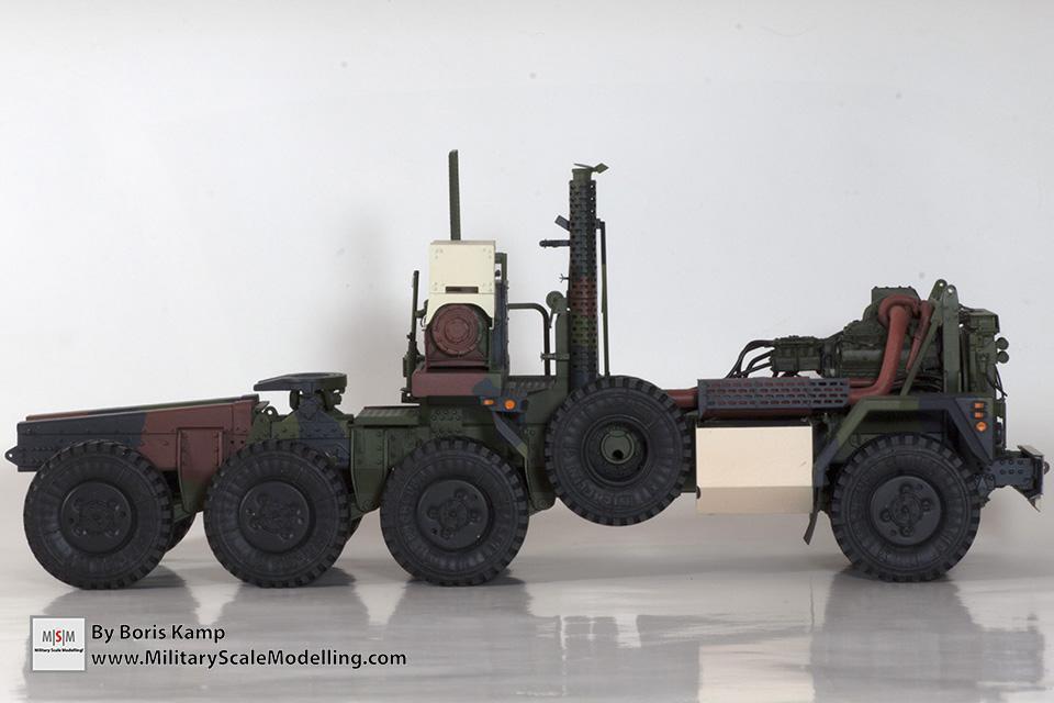 Chassis NATO M1070 (M1070 Truck Transporter & M1000 HET)