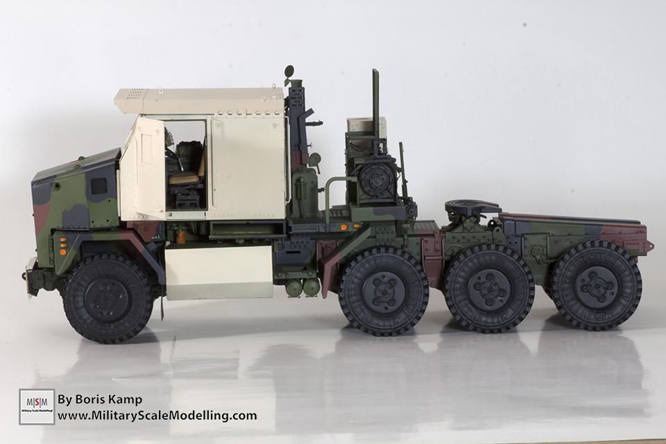 CPK installed NATO (M1070 Truck Transporter & M1000 HET)
