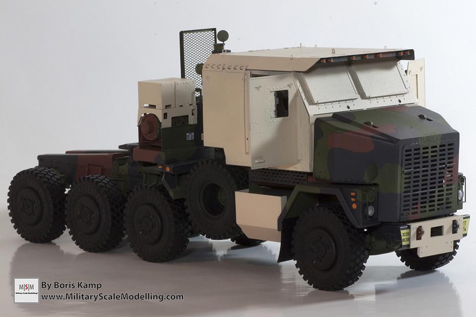 Dryfit CPK wheels (M1070 Truck Transporter & M1000 HET)