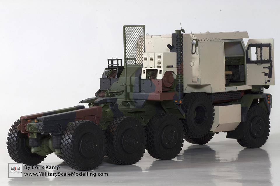 Decals CPK (M1070 Truck Transporter & M1000 HET)