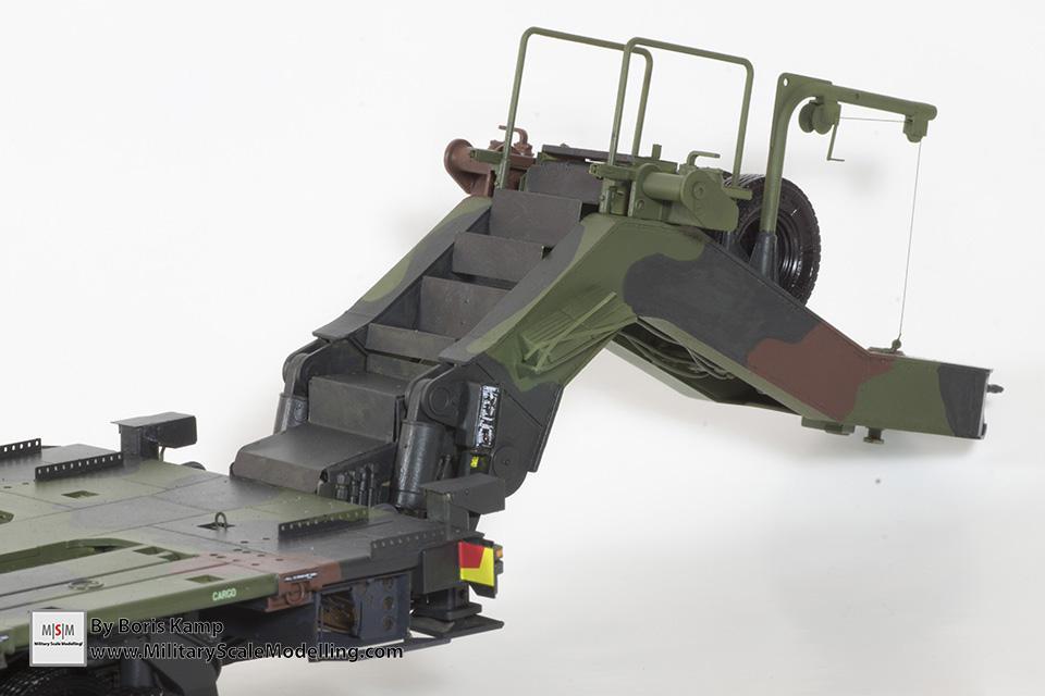 Gooseneck decals NATO (M1070 Truck Transporter & M1000 HET)