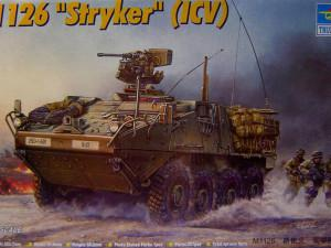 M1126 Stryker ICV (Trumpeter 00375)