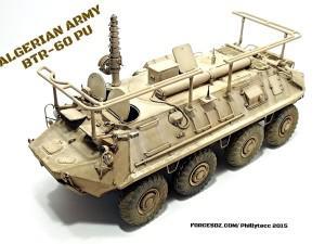 Russian BTR-60PU (Trumpeter 01576)