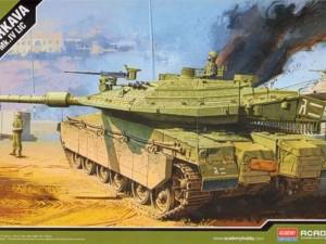 Merkava Mk.4 LIC (Academy AC 13227)