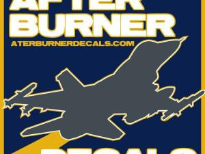 Afterburner Decals