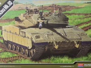 Merkava Mk.IID (Academy 13286)