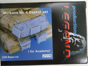Merkava 4 basket set (Legend LF1178)