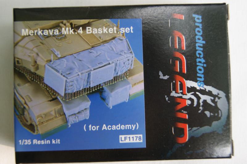 Merkava 4 basket set (Legend LF1178)