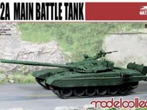 "T-72A Main Battle Tank ""Dolly Parton"" Turret (Modelcollect UA72004)"